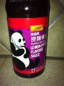 Panda Brand Lo Mein Sauce