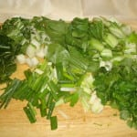 Mixed Chinese Greens