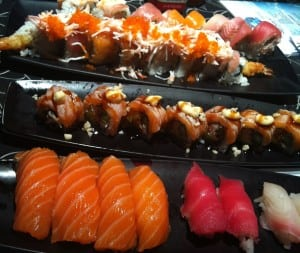 Do you have a favorite AYCE (All you can eat) sushi restaurant?