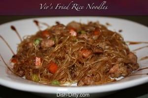 Viv's Fried Rice Noodle