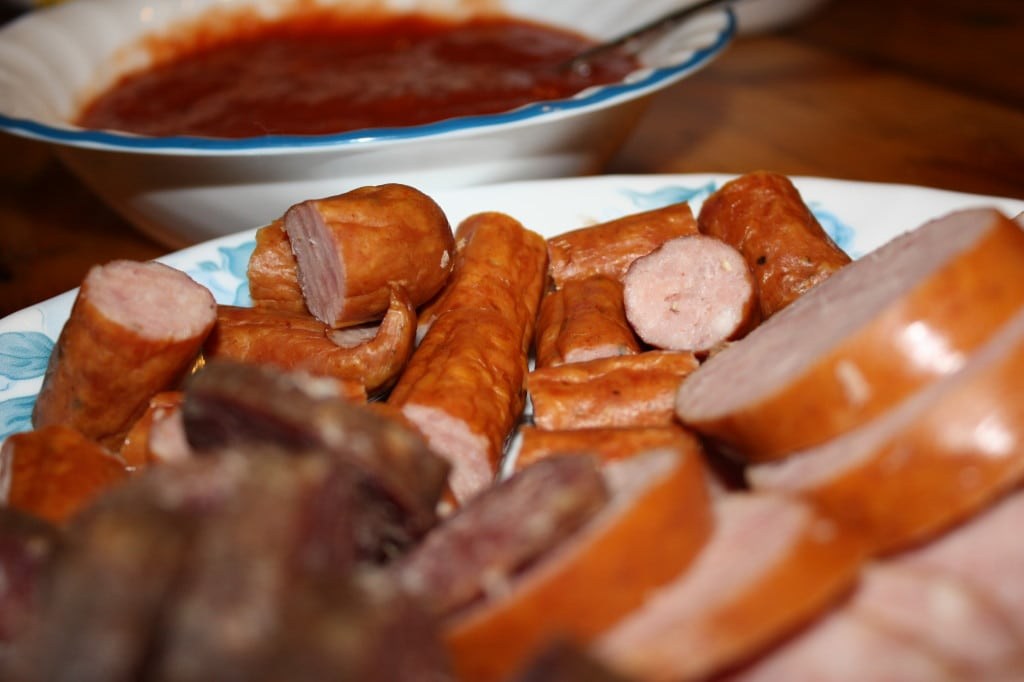 Polish Sausage Heaven