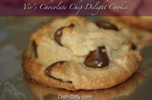 Viv's Chocolate Chip Delight Cookie