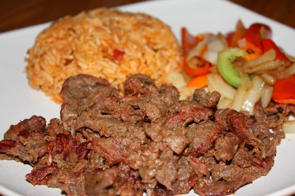 Smoked Carne Asada