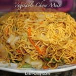 Vegetable Chow Mein by Dish Ditty