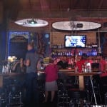 Full bar at Pono Hawaiian Grill