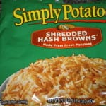 Shredded Hash Browns
