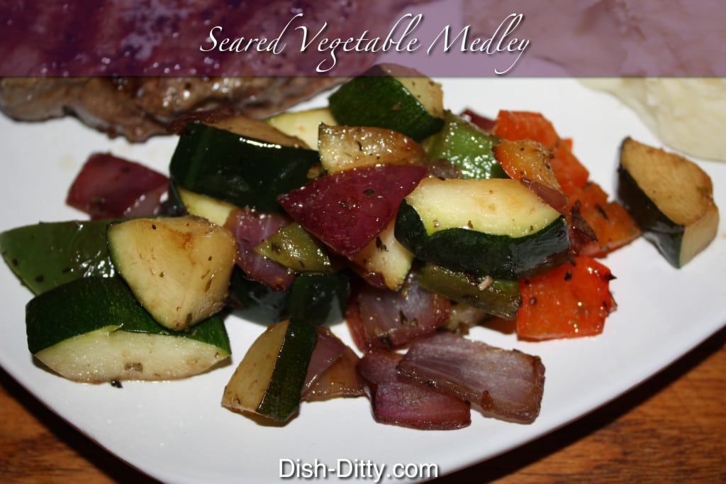 Seared Vegetable Medley