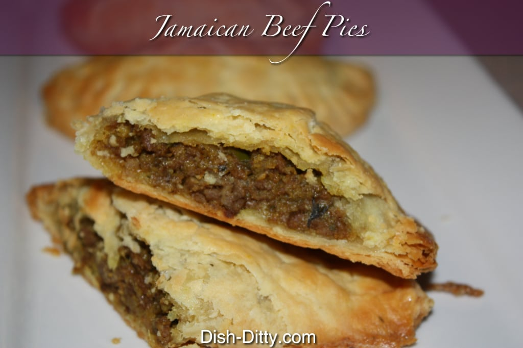 Jamaican Beef Pies