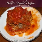 Bill's Stuffed Peppers