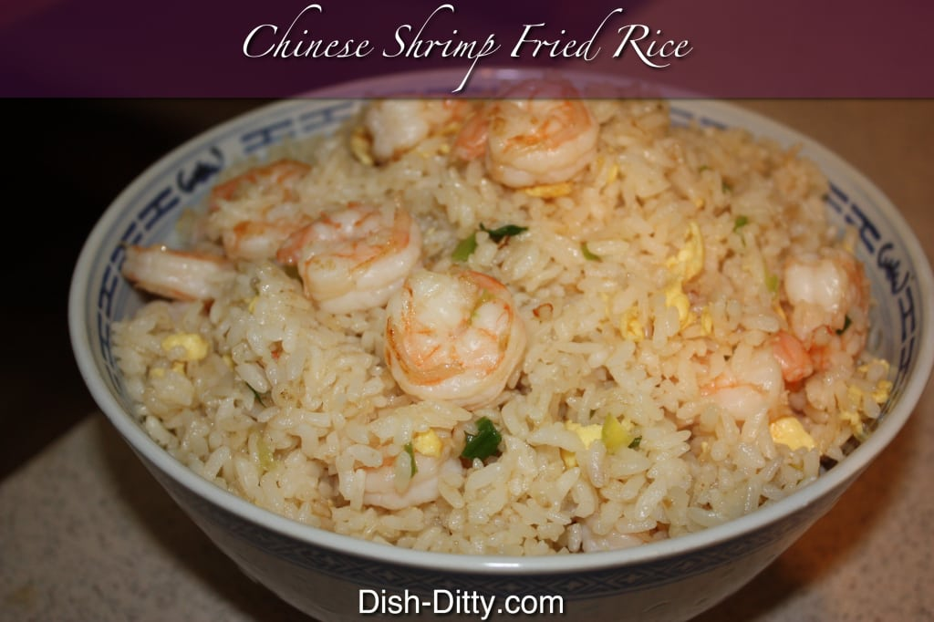 Chinese Shrimp Fried Rice Recipe – Dish Ditty Recipes