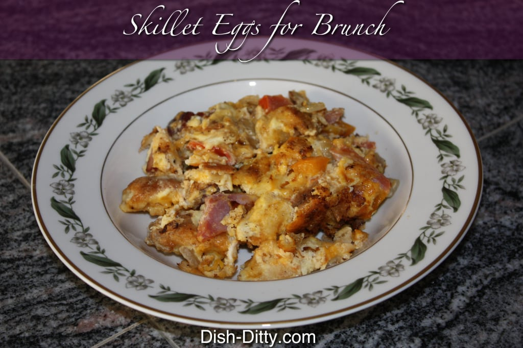 Skillet Eggs for Brunch