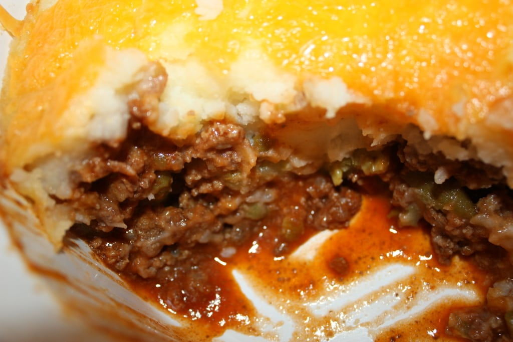 Ground Beef Pie Recipe (poor man's Shepherds Pie) – Dish Ditty ...