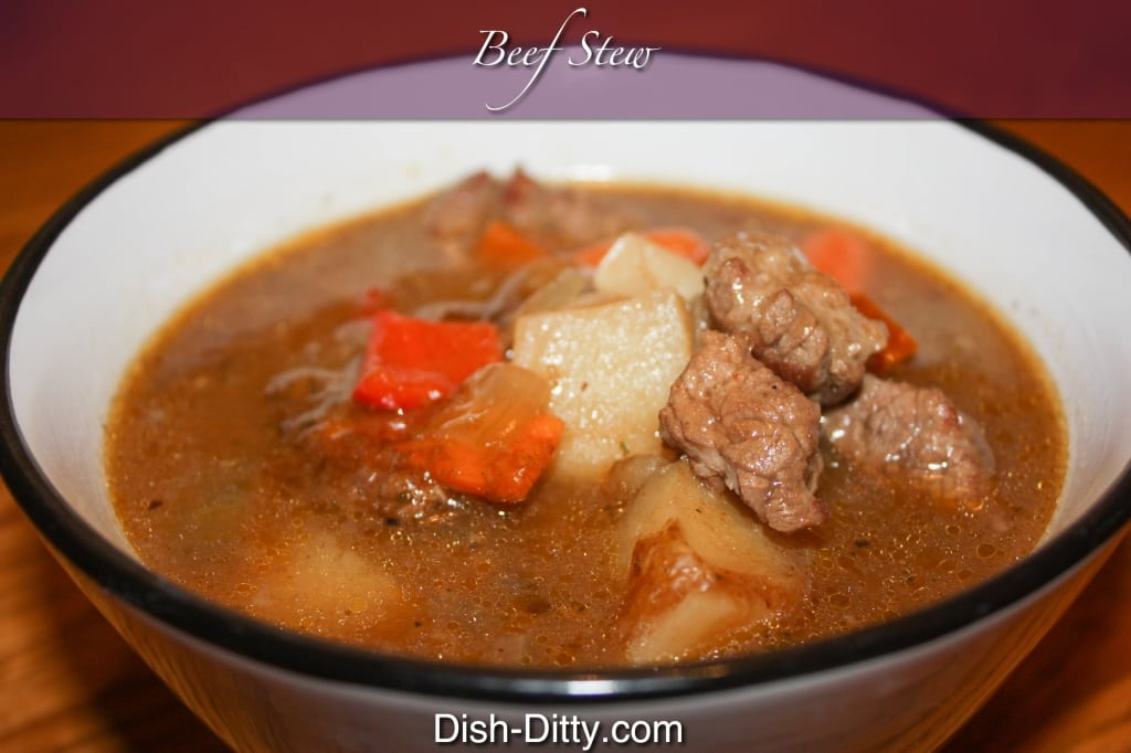 Beef Stew Recipe – Dish Ditty Recipes