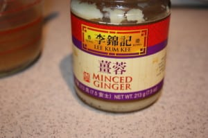 Minced Ginger