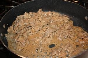 Brown Beef