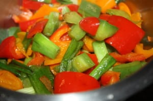 Cook Vegetables