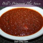 Bill's Primavera Plus Sauce by Dish Ditty