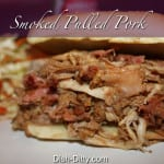 Smoked Pulled Pork Recipe by Dish Ditty