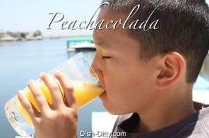 Justin's Peachacolada