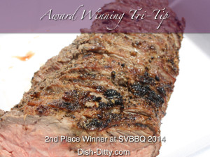 Award Winning Tri-Tip Recipe by Dish Ditty