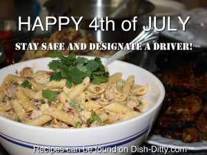 Happy 4th of July from Dish Ditty