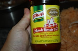 Knorr Tomato Bouillon with Chicken