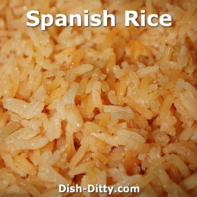 Spanish Rice Recipe – Dish Ditty Recipes
