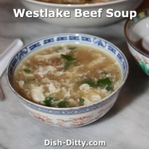 Westlake Beef Soup