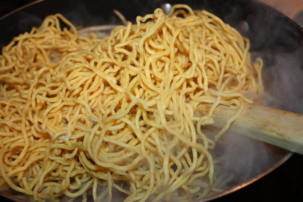 how to cook chow mein noodles from a bag