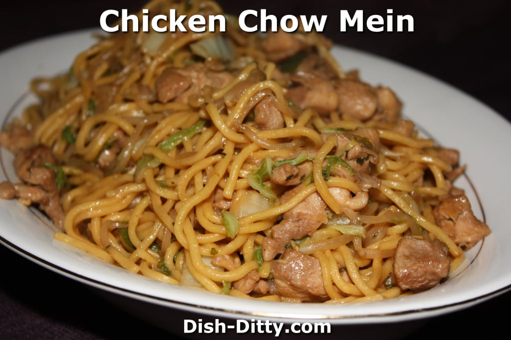 Chow Mein Hotdish Chicken Chow Mein Recipe
