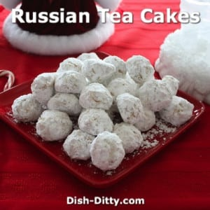 Russian Tea Cakes (Original)