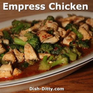 Empress Chicken & Broccoli