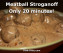 20 Minute Meatball Stroganoff