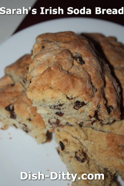 Sarah's Irish Soda Bread by Dish Ditty Recipes