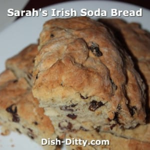 Sarah's Irish Soda Bread