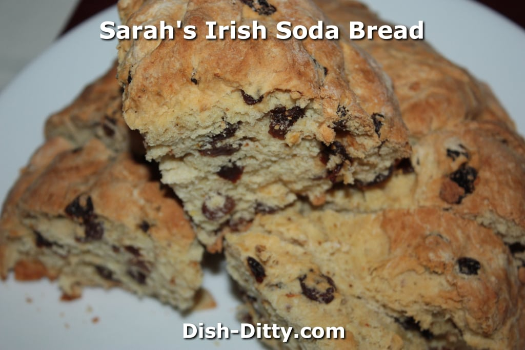 Sarah S Irish Soda Bread
