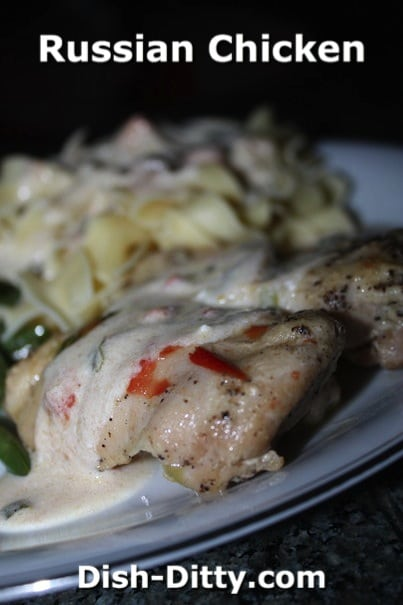 Russian Chicken by Dish Ditty Recipes