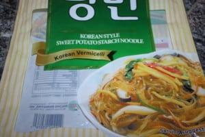 Korean Sweet Potato Starch Noodles