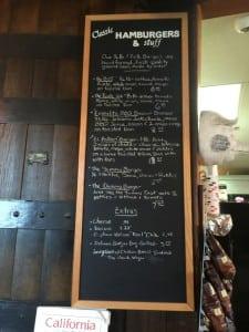 Hamburger Board