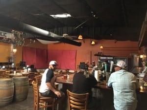A large full bar