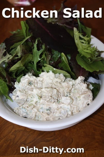 Chicken Salad by Dish Ditty Recipes