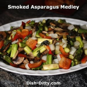 Smoked Asparagus Medley