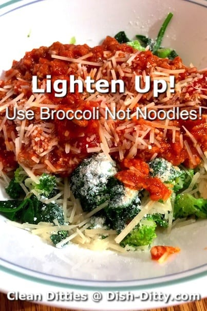 Lighten Up! By Dish Ditty Recipes