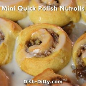 Mini Quick Polish Nutrolls