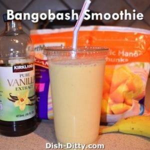Bangobash Smoothie