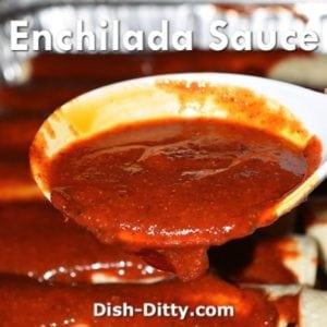 Homemade Easy Enchilada Sauce