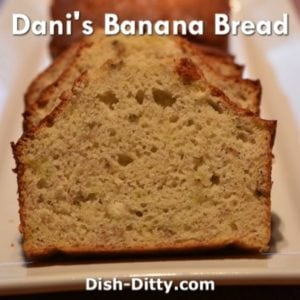 Dani's Banana Bread