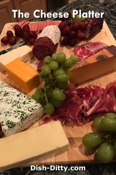 The Art of the Cheese Plattter: A Simple Approach
