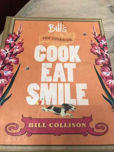Bill's Cookbook