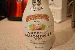 Califa Toasted Coconut Almond Milk